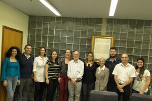 O prefeito Barjas Negri empossou em 30/07, no Gabinete do Centro Cívico, os novos conselheiros