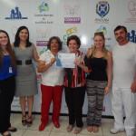 Betel e Nosso Lar recebem certificados por inscrição no Conselho Municipal do Idoso