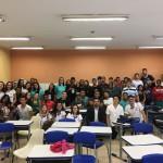 """Conselho Municipal da Juventude realiza atividades do projeto """"Pé de Meia""""."""
