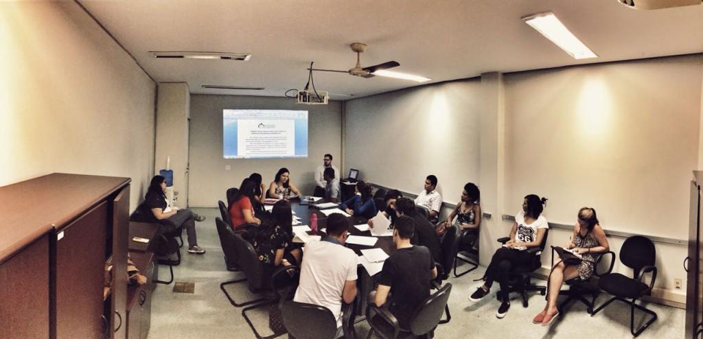 Conselho Municipal da Juventude, reunido para a Reunião Ordinária Nº003, ocorrida em 23/03/2018.