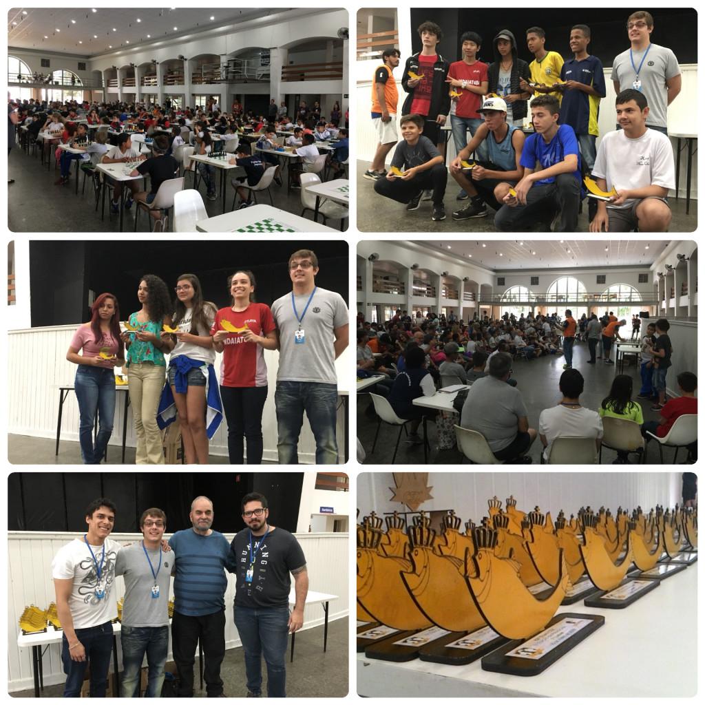 62ª Etapa do Circuito Solidário de Xadrez ocorrida em 15/04/2018 no Município de Piracicaba, conta com a participação e o apoio do CMJ-PIRA.