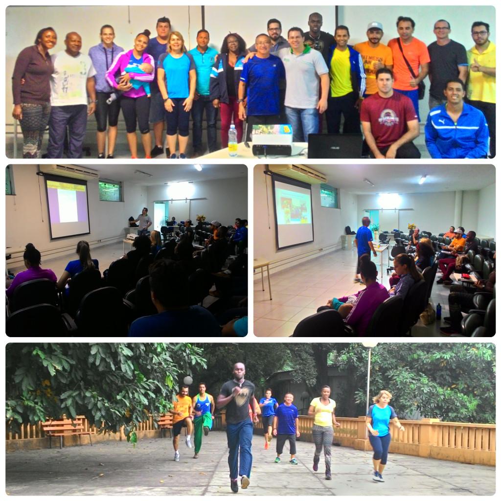 CMJ-PIRA apoia o Minicurso de atletismo e salto em altura ocorrido em Piracicaba no dia 12/05/2018.