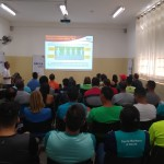 CMJ-PIRA apoia Curso Internacional de Atletismo.