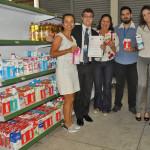Fundo Social de Solidariedade recebe 553 litros de leite do CMJ-PIRA.