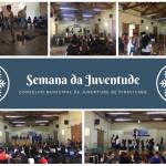 Realização do encerramento da 1ª Semana da Juventude, ocorrido no dia 31/08/2018.