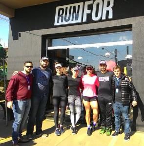 Corrida Solidária - Let's Run Girls.
