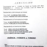 COMISSÃO LOCAL DE SAÚDE