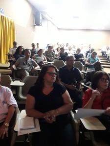 ENCONTRO DE CAPACITAÇÃO PARA CONSELHEIROS DE SAÚDE.