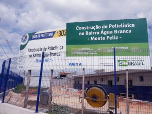 COMISSÃO FISCALIZADORAS DE OBRAS PÚBLICAS DA SAÚDE