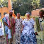 Conepir e Centro de Documentação Celebram o dia de Ogum