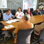 Fotos Reunião Apresentação Novos Conselheiros para Prefeito