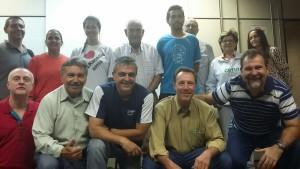 Foto da 1ª reunião ordinária CONSELAM 2016