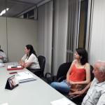 Reunião do mês de novembro contamos coma presença do Sr. Prefeito Barjas Negri.